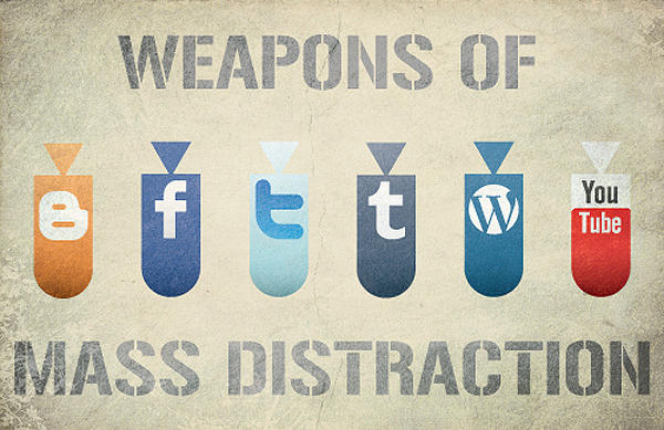 5 Ways to eliminate Distractions While Working at Home