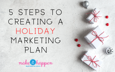 5 Steps to Creating a Holiday Marketing Plan